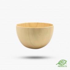 Wooden Family Bowl