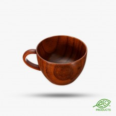 Wooden Tea Cup