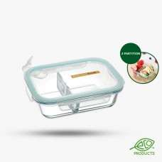 Glass Lunch Box With Airhole