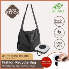 Foldable Fashion Recycle Bag