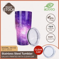 STAINLESS STEEL TUMBLER without Lid Cap